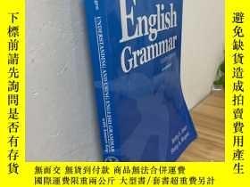 二手書博民逛書店Understanding罕見and Using English Grammar with Audio CDs a