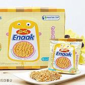 【韓國Enaak】香脆點心麵 小雞麵 隨手包 1盒 (30小包/盒)◎花町愛漂亮◎