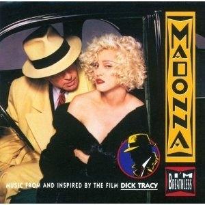 瑪丹娜 屏息 CD Madonna  I'm Breathless  Sooner Or Later  Hanky Pa