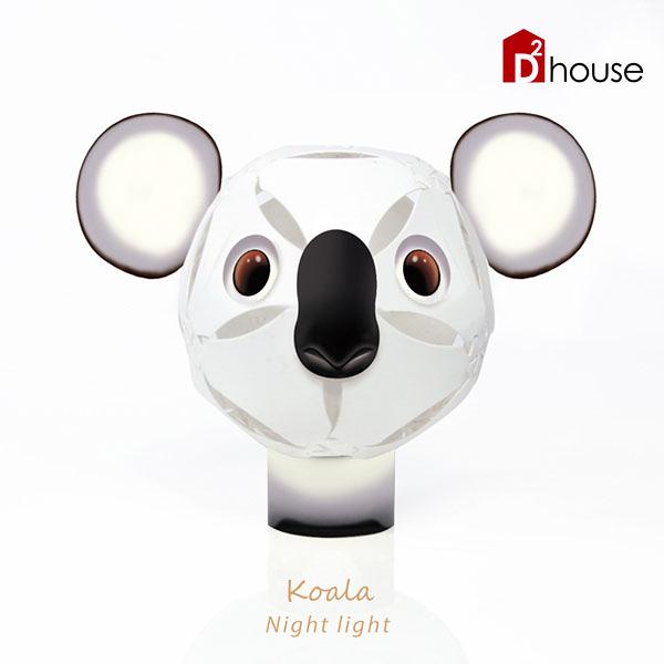 擁瓣燈飾-無尾熊【DD House】