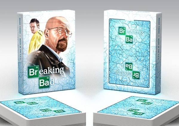 【USPCC撲克】BREAKING BAD BLUE Playing Cards