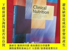 二手書博民逛書店Clinical罕見Nutrition ( 16開) 【詳見圖】Y5460 Michael J. Gibney