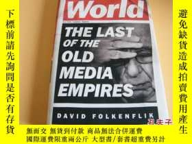 二手書博民逛書店英文原版Murdoch s罕見World: The Last of the Old Media Empires默多
