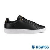 K-Swiss Clean Court CMF休閒運動鞋-女-黑/金