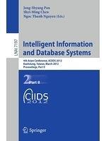 二手書 Intelligent Information and Database Systems: 4th Asian Conference, ACIIDS 2012, Kaohsiung,  R2Y 9783642284892