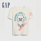 Gap男童星際大戰螢光短袖T恤573676-代托納
