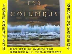 二手書博民逛書店Waiting罕見for Columbus 《等待哥倫布》 英文