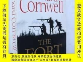 二手書博民逛書店The罕見Fort by Bernard Cornwell (A