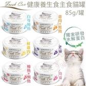 *WANG*【單罐】Fresh can《健康養生食主食貓罐》85g 貓罐頭 多種口味可選