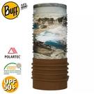 【BUFF 西班牙 POLAR保暖頭巾 Plus 《多盧米堤山》】120919/圍脖/帽子/口罩/圍巾/快乾透氣