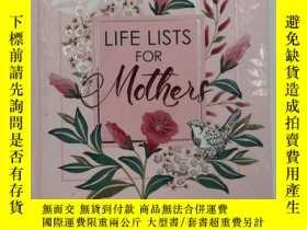 二手書博民逛書店Life罕見Lists for MothersY19139 Christian Art Gifts Chris