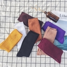 FINDSENSE 品牌  歐美 時尚 復古 潮 男女 純色 百搭 運動襪子防臭