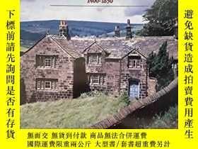 二手書博民逛書店Rural罕見Houses of West Yorkshire