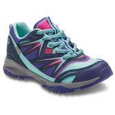 MERRELL 大童鞋  活力寶貝戶外多功能鞋 - 紫x淺藍 MLY56480