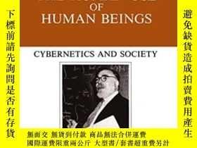 二手書博民逛書店The罕見Human Use Of Human BeingsY362136 Norbert Wiener Da