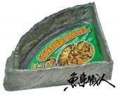 ZOO-MED 美國【超大型爬蟲角位食盤】角型食盆,原始食盤 魚事職人