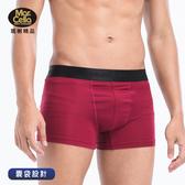 瑪榭。吸排織帶貼身平口褲 MM-51541