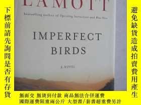 二手書博民逛書店ANNE罕見LAMOTT:IMPERFECT BIRDS [外文