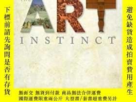 二手書博民逛書店The罕見Art Instinct Beauty, Pleasure, And Human Evolution