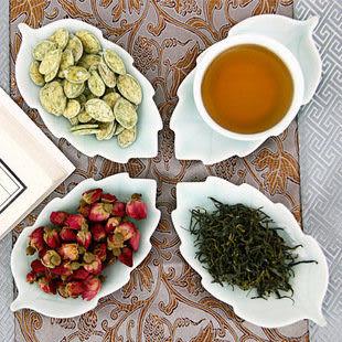 樹葉形茶點盤
