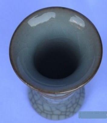 [協貿國際]  青瓷小酒罇仿古擺件收藏品 (1入)