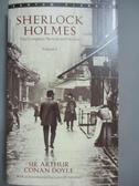【書寶二手書T1/原文小說_JKC】Sherlock Holmes-The Complete Novels and Stories_Doyle