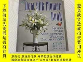 二手書博民逛書店new罕見silk flower bookY20850 lark books 看圖 出版1997