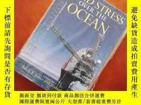 二手書博民逛書店Wind罕見Stress over the Ocean 英文原版 沒開封Y396792 Ian S. F. J