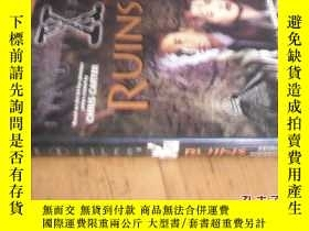 二手書博民逛書店英文原版罕見精裝版 Ruins (The X-Files).Kevin J. AndersonY7215 Ke