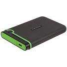 【免運費】Transcend 創見 StoreJet M3C 2TB USB3.0 防震行動硬碟 (TS2TSJ25M3C) 2T