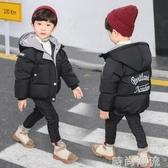 男童棉衣新款冬裝中小童男孩韓版洋氣棉服加厚面包服潮童WD 時尚潮流