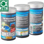德國JBL珍寶 MARIS 海魚專用食物薄片 250ml 含30%磷蝦薄片