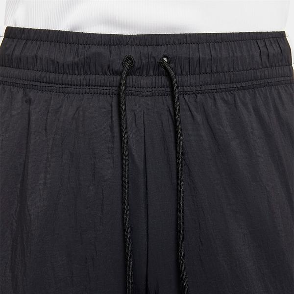 Nike NSW Swoosh 女裝 長褲 風褲 休閒 梭織 網布內裡 串標 粉白/黑【運動世界】DA0982-100 / DA0982-010