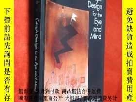 二手書博民逛書店Graph罕見Design for Eye and Mind (