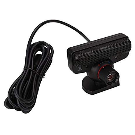 [哈GAME族]免運費 可刷卡 SONY Playstation PS3 EYE 攝影機鏡頭 EYE Camera 支援PS MOVE 裸裝