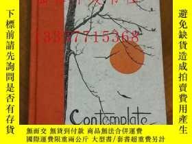 二手書博民逛書店【罕見】Contemplate 1973Y27248 Frost