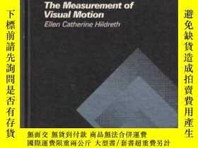 二手書博民逛書店The罕見Measurement Of Visual MotionY364682 Ellen Hildreth