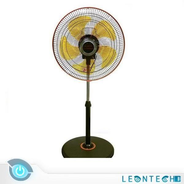 台灣通用 12吋360度3D立體擺頭 工業立扇 台灣製造 GM-1236