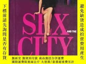 二手書博民逛書店英文版罕見KUDOS FOR SEX AND CITYY182780