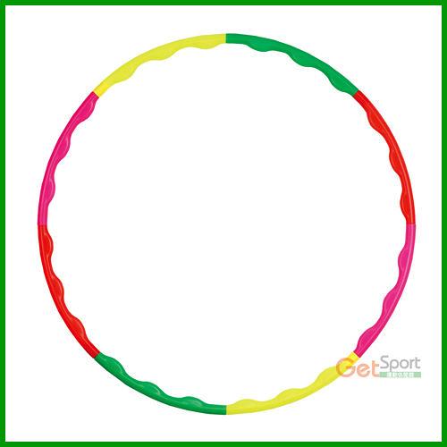 呼拉圈(波浪細管)(按摩/可拆式/組合式/韻律體操圈/美體健身環/硬管呼啦圈)