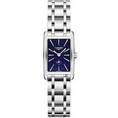 LONGINES 浪琴 DolceVita多情系列星空小秒針女錶-20.8x32mm(L52554936)