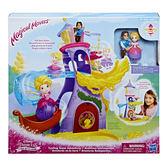 孩之寶 Disney迪士尼 迷你公主系列 轉轉樂園樂佩城堡 長髮公主 TOYeGO 玩具e哥