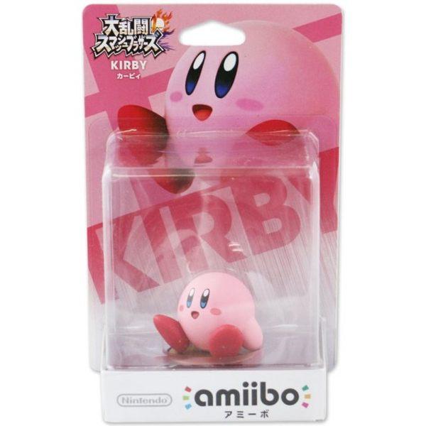 amiibo-大亂鬥 卡比之星 大亂鬥系列 PLAY-小無電玩
