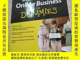 二手書博民逛書店Starting罕見an Online Business For