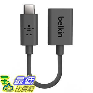 [美國直購] Belkin USB-IF Certified 3.0 USB Type C to USB A Adapter