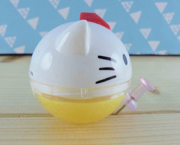 【震撼精品百貨】Hello Kitty 凱蒂貓~KITTY唇蜜-造型外殼-紅圓