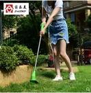 割草機 現貨 充電式電動割草機打草機鋰電家用除草機小型多功能草坪機 城市科技 DF