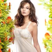 LADY 天堂花園系列 襯衣(春漾黃)