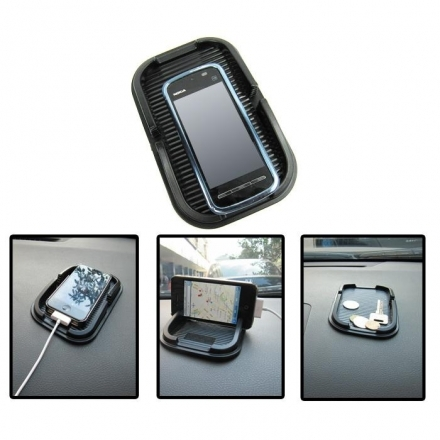 新款汽車防滑墊 / 多功能置物墊 手機防滑墊 防脫落 39元