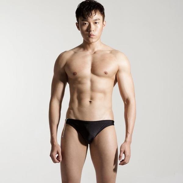 △男泳褲△ 防走光性感低腰三角泳褲 3D立體剪裁 輕薄透氣 快乾 DES_S3926